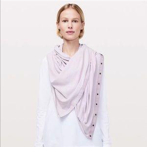 Lululemon vinyasa scarf LW9MDMS